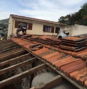 renovation de toiture Le Lavandou